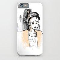 Frenchy Girl iPhone 6 Slim Case