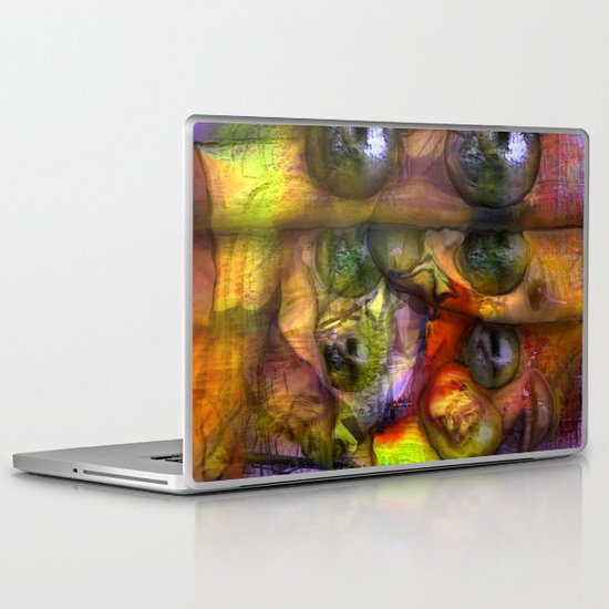 Cryptic Perspective Laptop & iPad Skin
