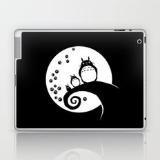 Totoro Before Christmas Laptop & iPad Skin