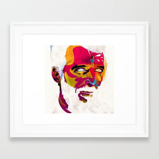 Mr.K Framed Art Print