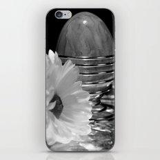 OSTERN - SCHWARZ/WEISS iPhone & iPod Skin