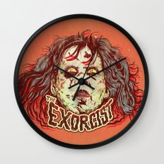 Exorcist Wall Clock