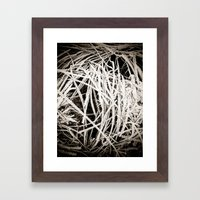Winter#2 Framed Art Print