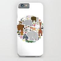 The Animal Kingdom iPhone 6 Slim Case