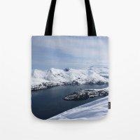 Blackstone Bay Tote Bag