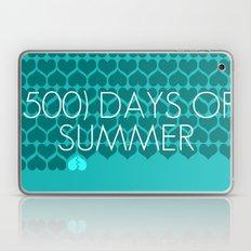 (500) Days of Summer Laptop & iPad Skin