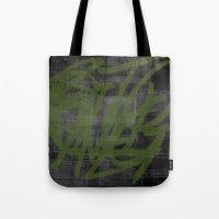 Killing Me / Green Tote Bag