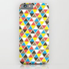 Tribal Triangles Slim Case iPhone 6s