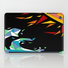 Sun and Wave iPad Case