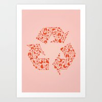 Organ Donation Art Print