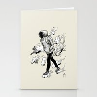 Dream Walking Stationery Cards