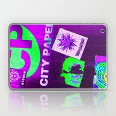 City Paper. Laptop & iPad Skin