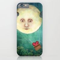 Love you to the Moon iPhone 6 Slim Case