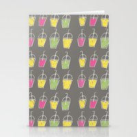 shake it  oh baby now.. Stationery Cards