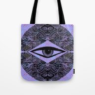 Tote Bag featuring Secret Message by Marianna Tankelevich