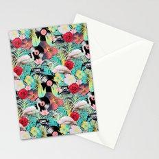 rockabilly mix Stationery Cards