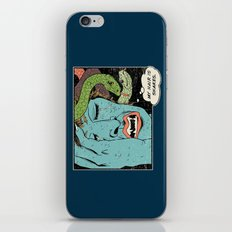 Mythical World Problems iPhone & iPod Skin