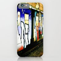 iPhone & iPod Case featuring Passing By by Kim Ramage