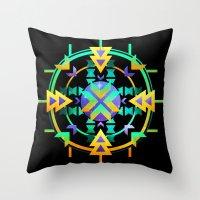 CBZL//Dreamcatcher Throw Pillow