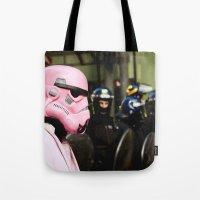 Empire vs. Empire Tote Bag