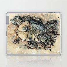 Arrogant Fish Laptop & iPad Skin