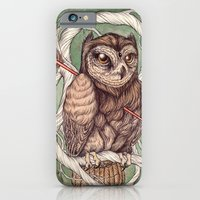 iPhone & iPod Case featuring Wisdom Wounded by Folly by Caitlin Hackett