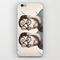 Points Of View Prints Fo… iPhone & iPod Skin