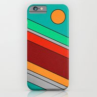 iPhone & iPod Case featuring Moon Spotting by Josh Franke