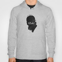 Doh – Homer Simpson Silhouette Quote Hoody