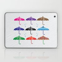 umbrella Laptop & iPad Skin