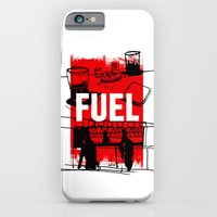 iPhone & iPod Case featuring FUEL by Damien Koh