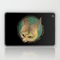 fox and mask  Laptop & iPad Skin