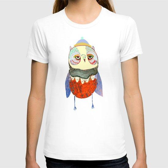 Owl Chick T-shirt