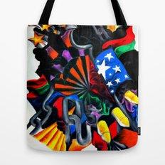 Old World Order Tote Bag