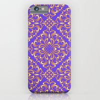 Abstract Floral Pattern … iPhone 6 Slim Case