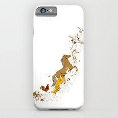 Magic paintbrush Slim Case iPhone 6s