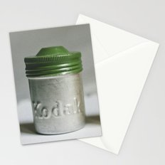 Vintage Kodak Film Canisters Stationery Cards