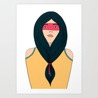 Ira Art Print