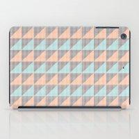 Triangles. iPad Case