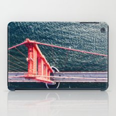 Red Bridge iPad Case