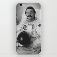 Bill Murray is an Astronaut  iPhone & iPod Skin