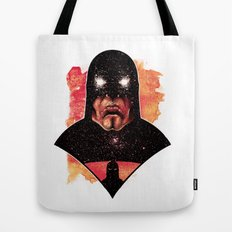 Space Ghost Tote Bag