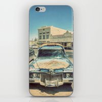 Ride Of A Lifetime iPhone & iPod Skin
