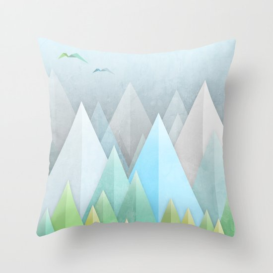 Graphic 55 Throw Pillow