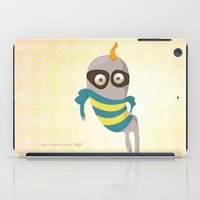 Can I name your legs? iPad Case