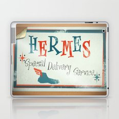 Hermes Special Delivery Service Laptop & iPad Skin