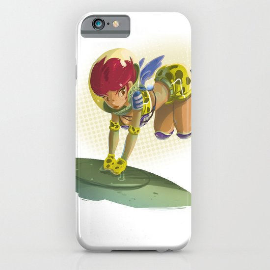 Pin up iPhone & iPod Case
