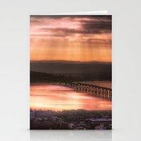 Dundee Railway Bridge Stationery Cards