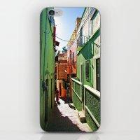 Guanajuato Sidestreets iPhone & iPod Skin