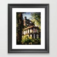 Bannerman's Castle, Huds… Framed Art Print